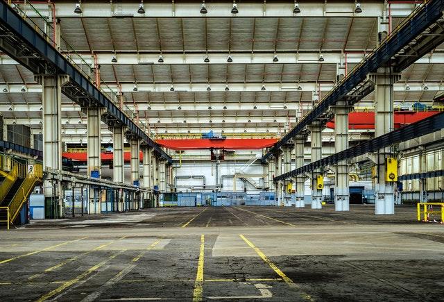 vận hành nhà máy sản xuất