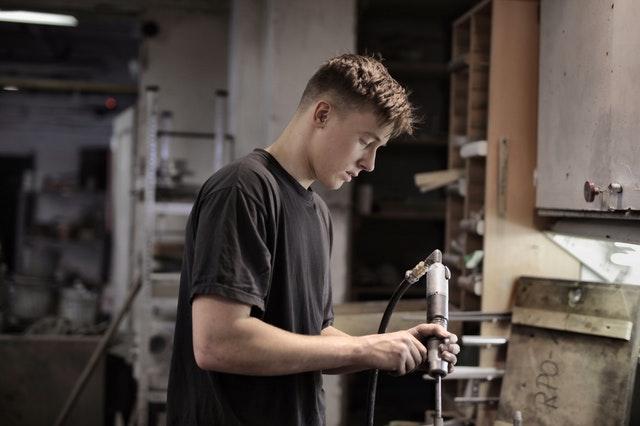 xây dựng xưởng cơ khí